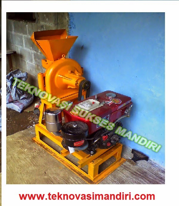 Mesin Penepung Disk mill