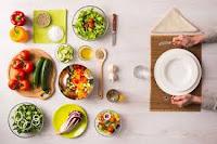 SOPA DE VERDURAS CON MANZANA - Recetas Diet light