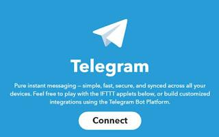 bot utili su Telegram
