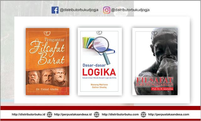 Daftar Buku Filsafat Penerbit Rajagrafindo Persada