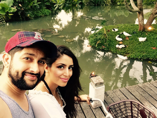 aftab shivdasani, aftab shivdasani wife, aftab shivdasani remarriage, nin dosanj, aftab shivdasani in srilanka, aftab and nin dosanj marriage, bollywood actors marriage, beautiful bollywood wives, aftab shivdasani kee shadi, aftab shivdasani kee doosri shadi