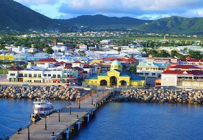 Negara Terkecil di Dunia Saint Kitts and Nevis