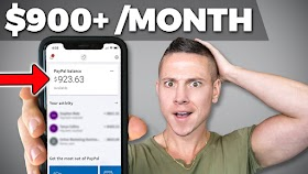 How To Earn $900 PayPal Money Make Money Online Fast and Easy in 2020