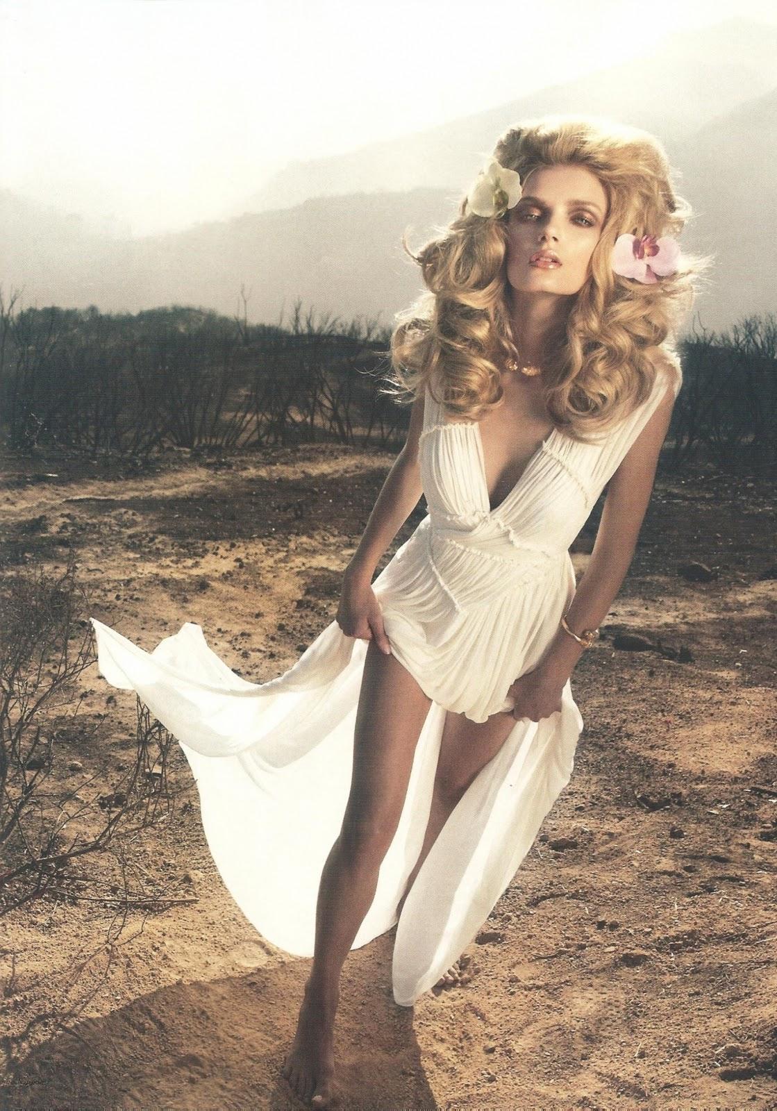 Lily Donaldson Vogue Japan 2008 Models Inspiration