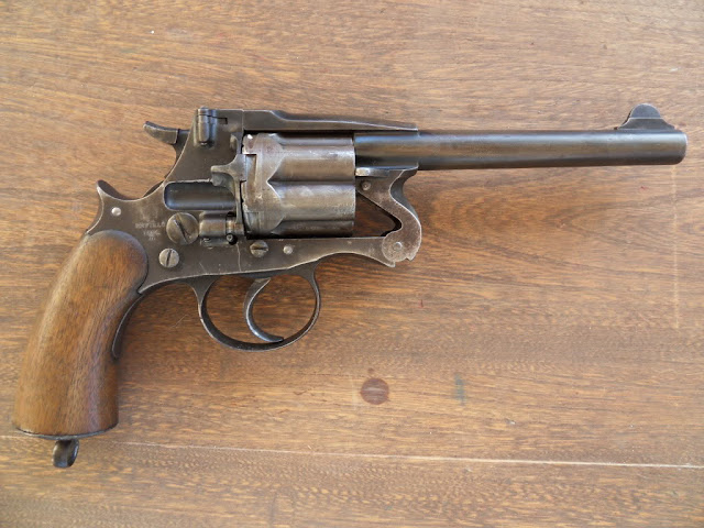 Револьвер Enfield Mk.II, калибр .476 Enfield
