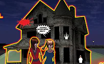 ID Rumah Keluarga Hantu Di Sakura School Simulator