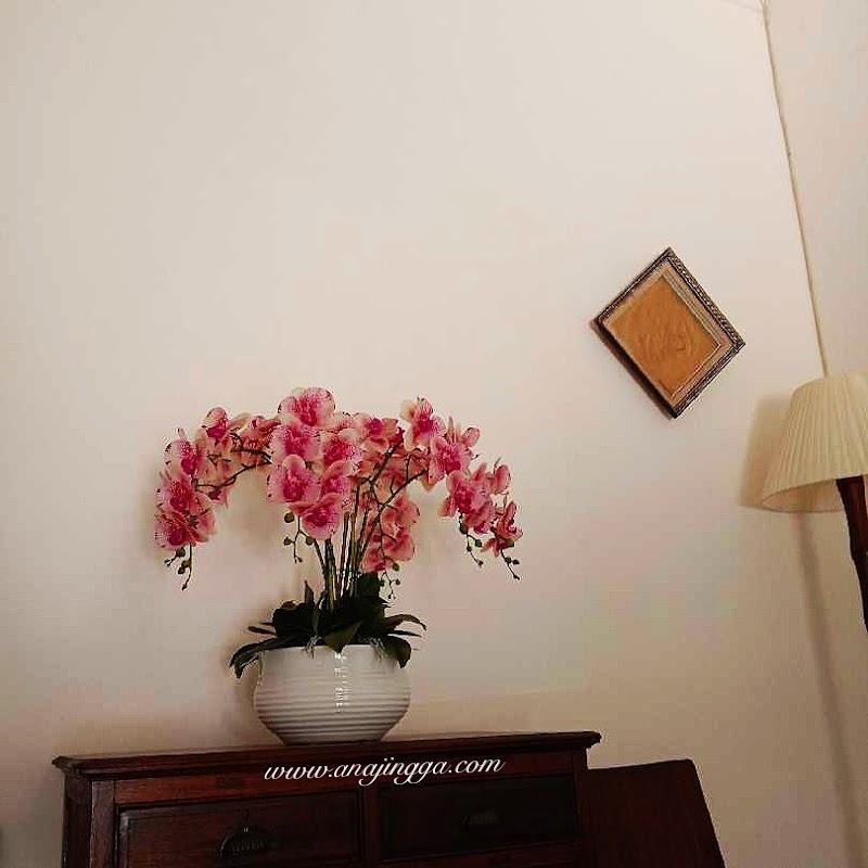 Tutorial & Cara Menggubah Sepasu Bunga Orkid