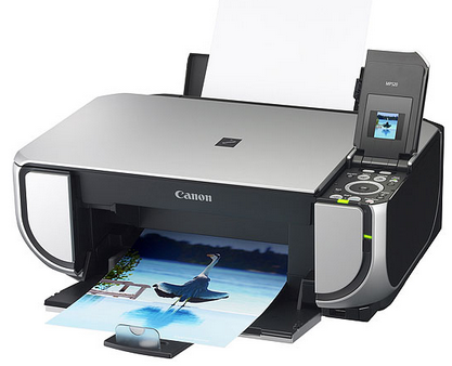 Canon PIXMA MP520 Printer Driver Download Windows 10 Mac OS X 10.11