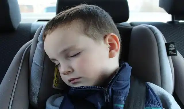 علاج اضطرابات النوم عند الأطفال