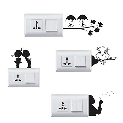 Creative Wall Painting Ideas For Switchboard