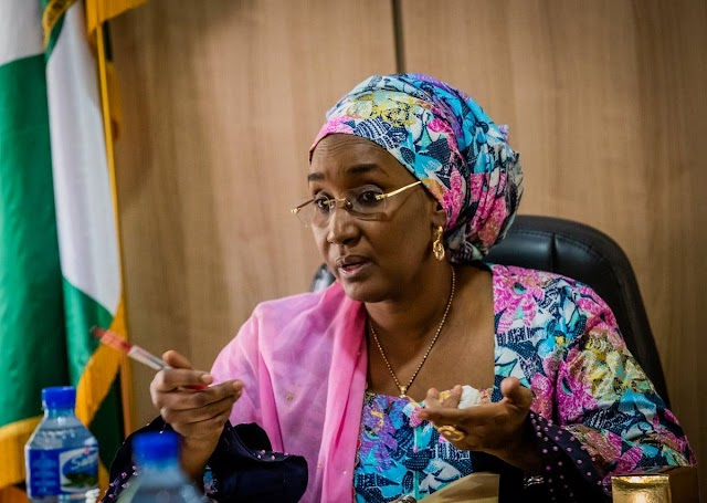 Federal Government to feed and deworm children with N142.3 billion in 2021— Minister of Humanitarian Affairs