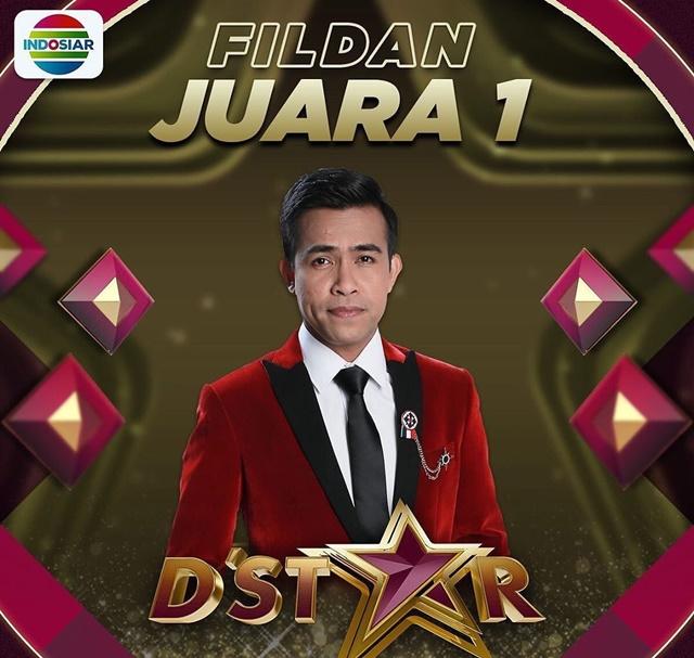 FILDAN Pemenang D'Star Indosiar 2019 - INDOSIAR