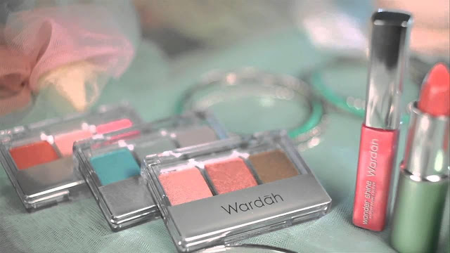 Review Wardah Luminous Face Powder