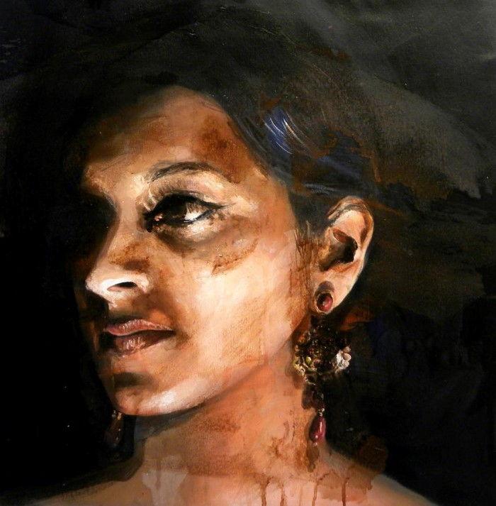 Итальянский художник. Roberta Coni