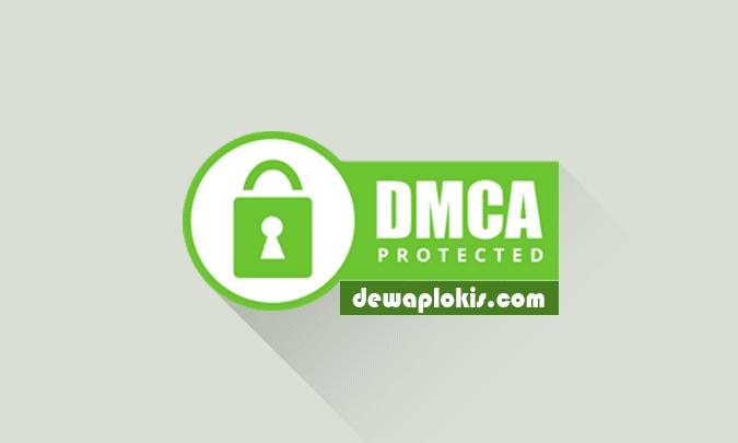 Cara Memasang DMCA Protected di Blog 2020