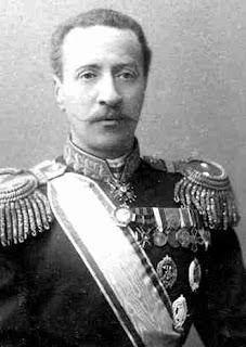 Herzog Konstantin Friedrich Peter von Oldenburg