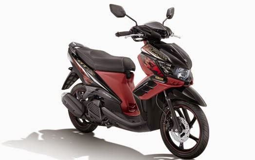 Yamaha New GT125 Eagle Eye Special Edition Garuda Brave