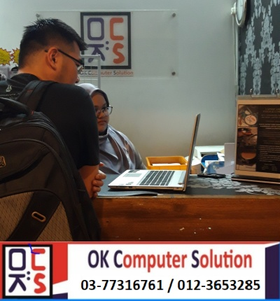 [SOLVED] CANNOT ON LENOVO Z500 | KEDAI REPAIR LAPTOP DAMANSARA 3