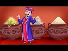 magic pot short story for kids