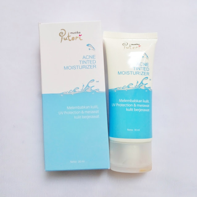 Mustika Puteri Acne Care Series