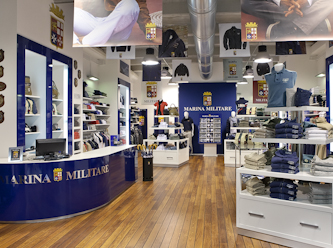 uk availability fca96 f570f Benessere del Personale: Marina Militare Outlet Store ...