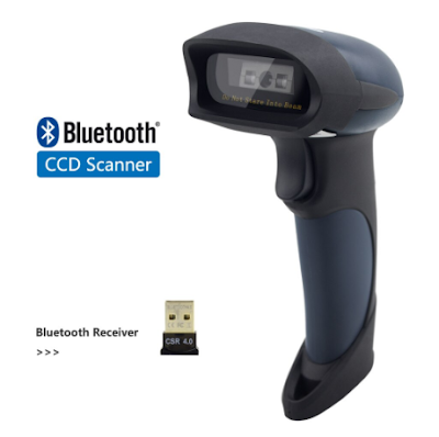 NETUM M3 Wired CCD Barcode Scanner