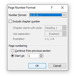mengatur halaman makalah