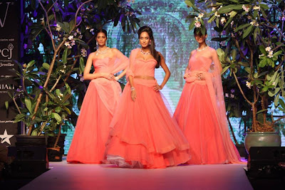 Lisa Haydon showstopper for Nirav Modi at IIJW2013