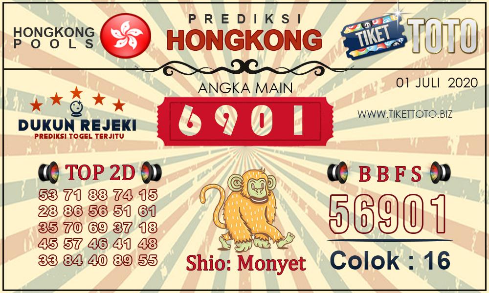 Prediksi Togel HONGKONG TIKETTOTO 01 JUNI 2020