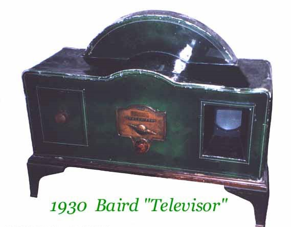 Who invented the mechanical television? - Official Website - BenjaminMadeira
