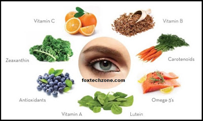 eye care food diet