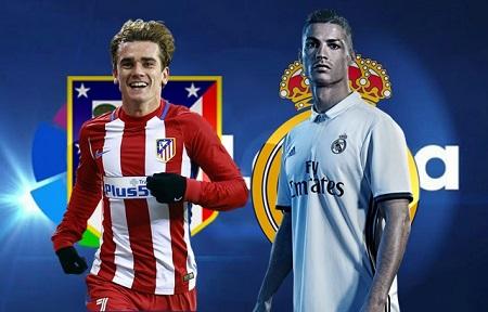 Assistir Real Madrid x Atlético de Madrid ao vivo grátis em HD 08/04/2017