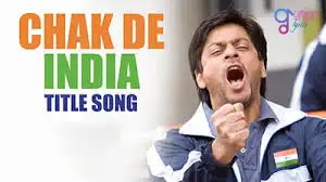 Chak De India Song Lyrics in Hindi