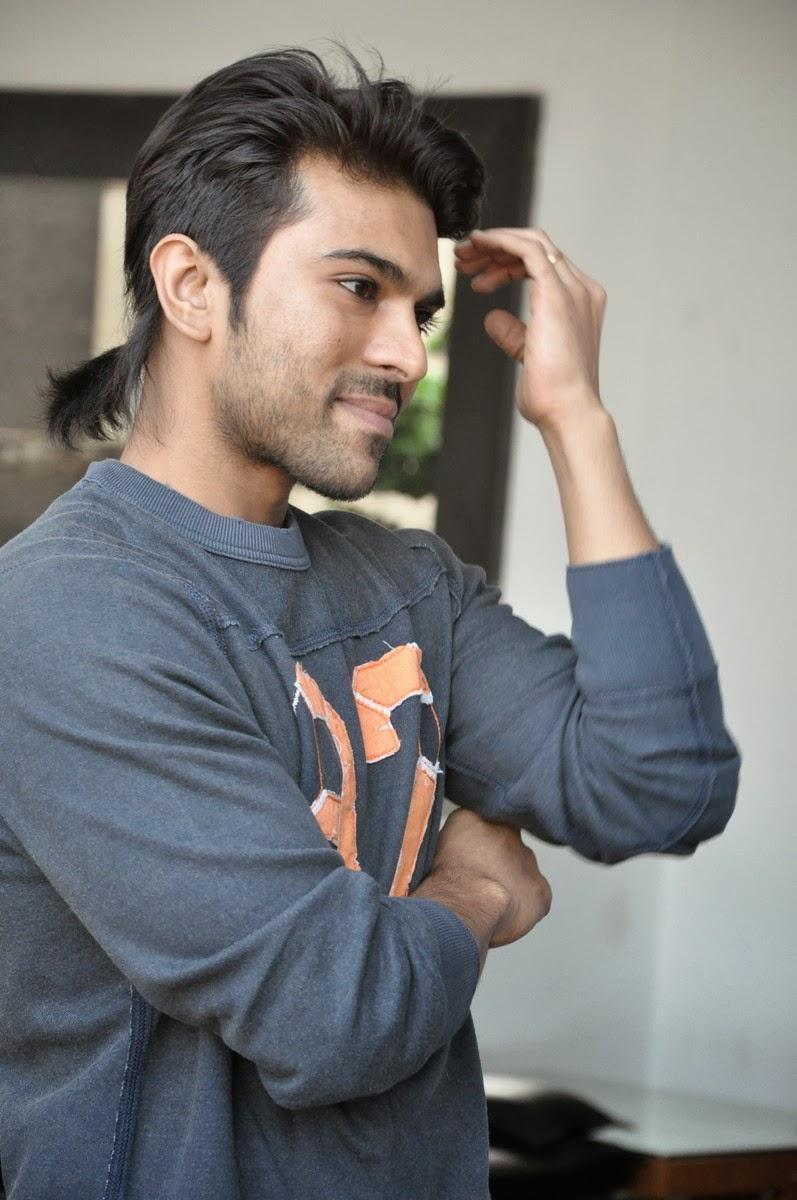 Ram Charan New Look Photos Tolly Cinemaa Gallery