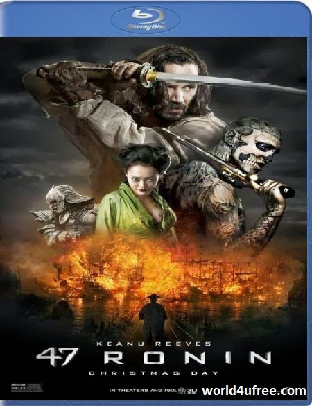 47 Ronin 2013 BRRip 480P 300mb ESub