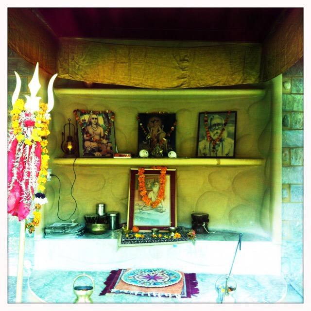Santosh Puri Ashram Haridwar