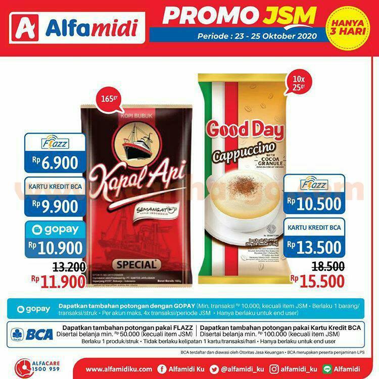 Katalog Promo JSM Alfamidi 23 - 25 Oktober 2020 6