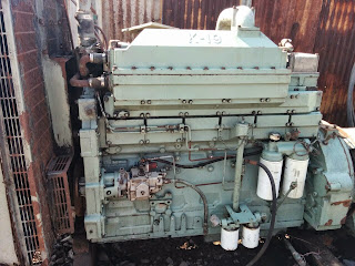 cummins KTA19, Marine, Industrial, Generator, Engine, Motor, Moteur