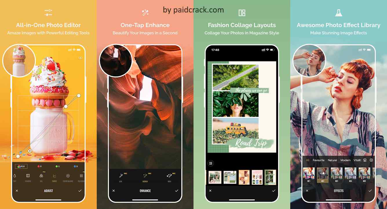 Fotor Photo Editor Premium Mod Apk 7.0.0.40