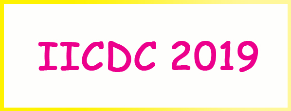 IICDC 2019 | Online Registration and Details