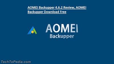 AOMEI Backupper 4.6.2 Review, AOMEI Backupper Download Free