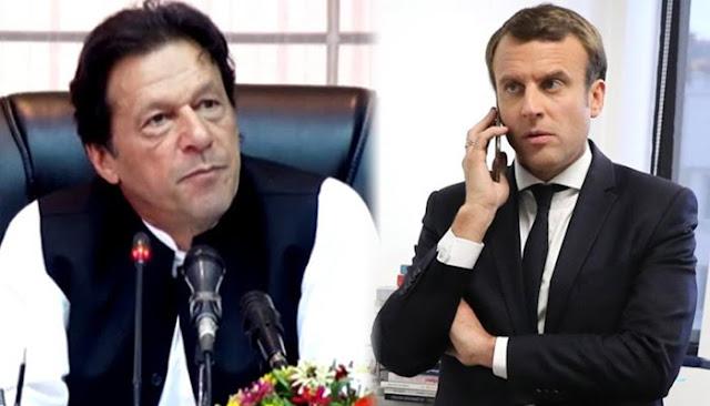 سلمته رسالة احتجاج على تصريحات ماكرون..باكستان تستدعي السفير الفرنسي