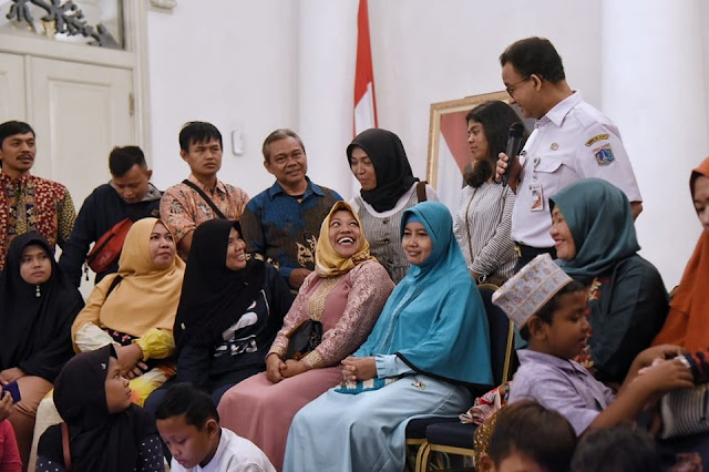 Mudik Gratis Diapresiasi Warga Jakarta, Anies: InsyaAllah Tahun Depan Kita Teruskan