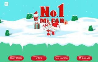 Xiaomi No. 1 Mi Fan Sale From Dec 19 To 25