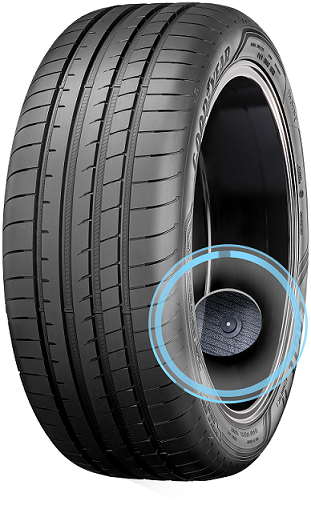 Goodyear Connected Tyres Can Reduce Stopping Distance by 30%