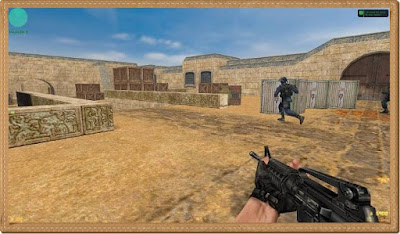 Counter Strike Condition Zero Gameplay