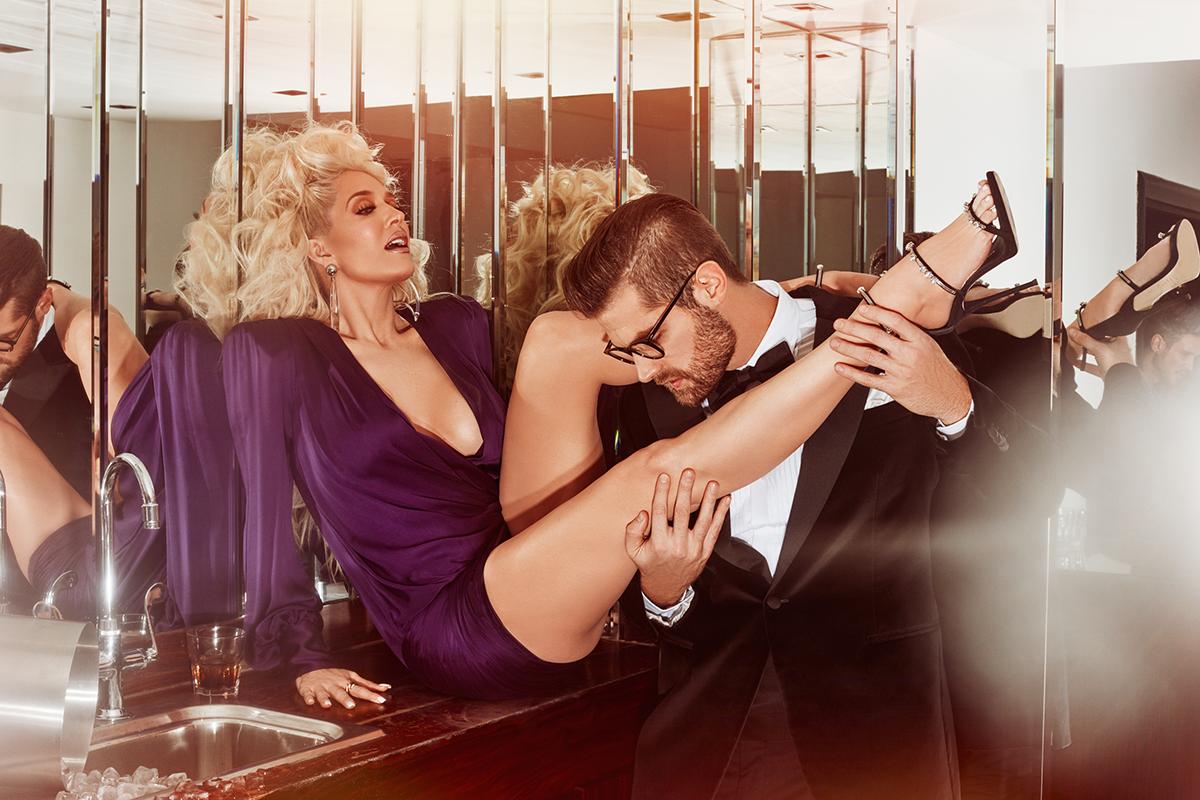 Erika Jayne by Dennis Leopold for Flaunt Magazine