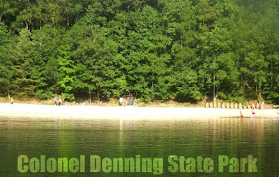 Colonel Denning State Park in Newville Pennsylvania