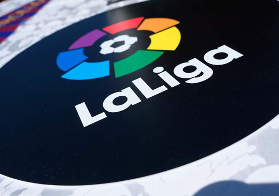 Image result for LaLiga and LIVESCORETM