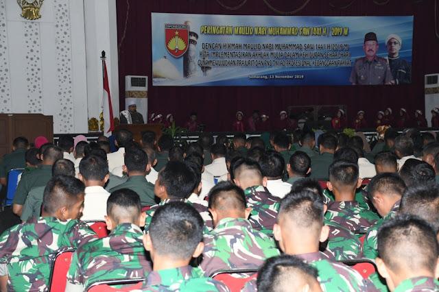 Pangdam IV/Diponegoro: Nabi Muhammad SAW Teladan Bagi Prajurit Tangguh
